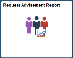 Request Advisement Report